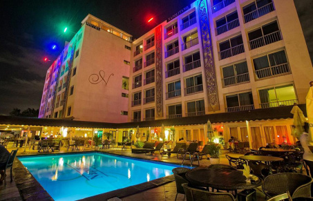 Hoteles y Entretenimiento