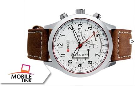 7b107a932 ¡Reloj súper elegante para Papá! Paga RD$750 en vez de RD$1,500 por un Reloj  para caballero a elegir entre modelos: Curren Militar o Curren Clásico en  ...